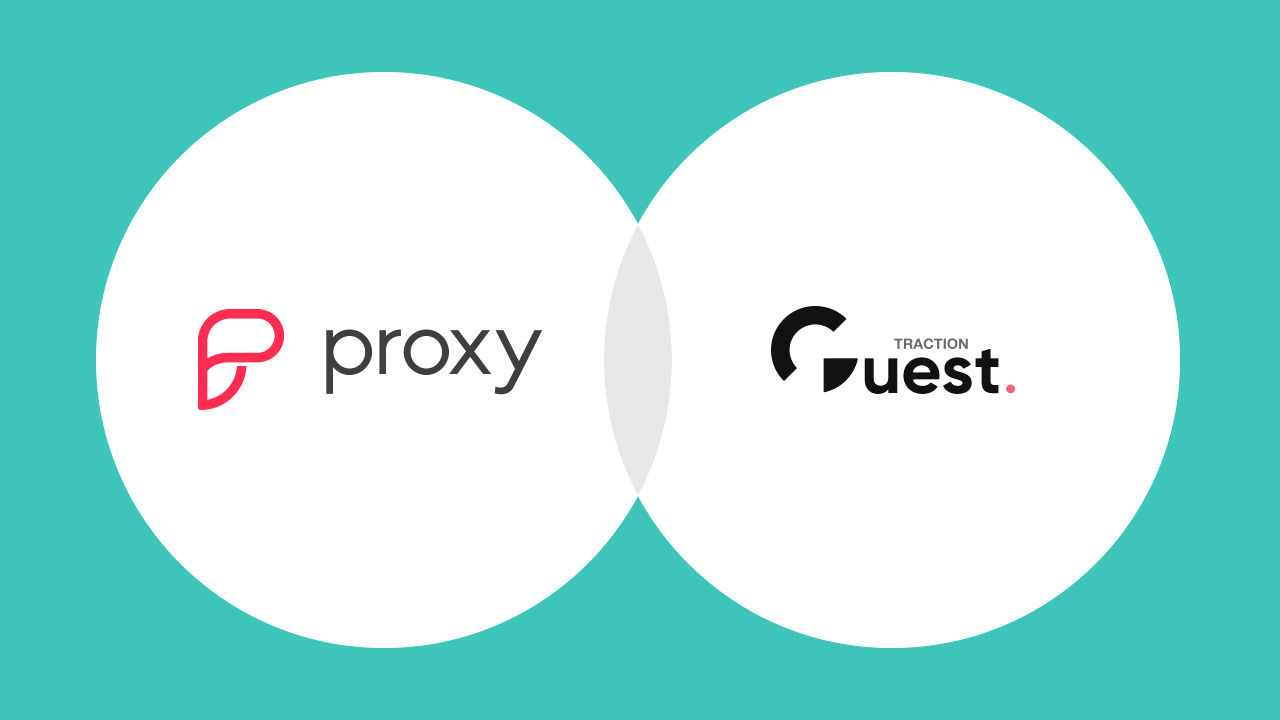 Proxy x Traction Guest: the future of frictionless visitor access