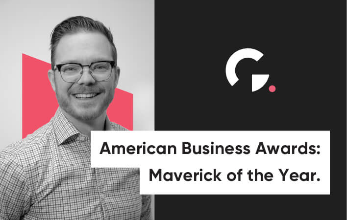 Traction Guest CEO Keith Metcalfe Wins Top Recognition from American Business Awards for Leadership and People-First Culture Photo