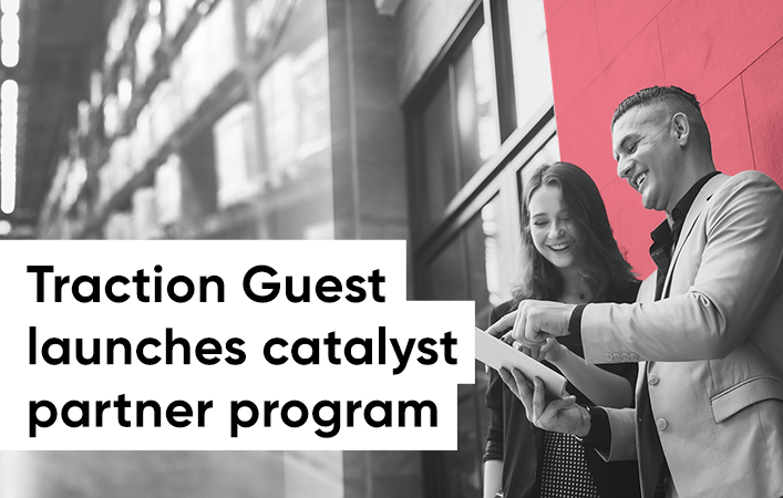 Traction Guest Launches Catalyst Partner Program Featuring an App Marketplace for Building Secure Solutions to Keep Employees and Visitors Safe Photo