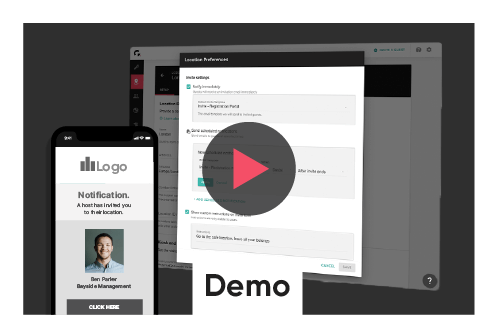 Demo video: Scheduled notifications Thumbnail