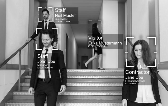 Developing an integrated visitor management security system Photo