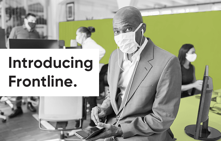 Introducing Frontline: Back to work and essential operations solution