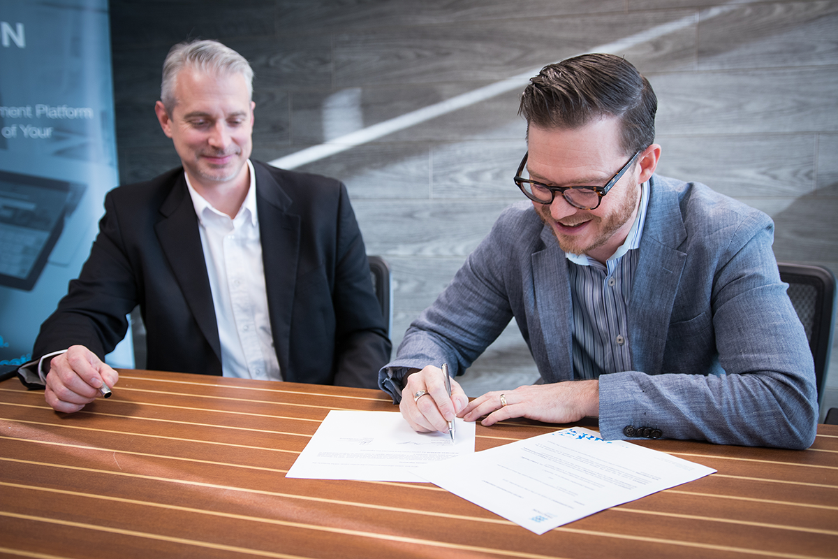 Traction Guest and Gemalto embark on preferred partnership Photo