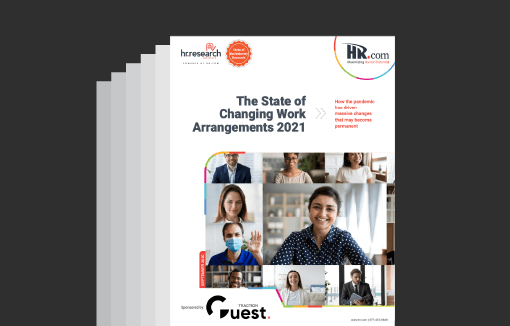 The state of changing work arrangements 2021 Thumbnail