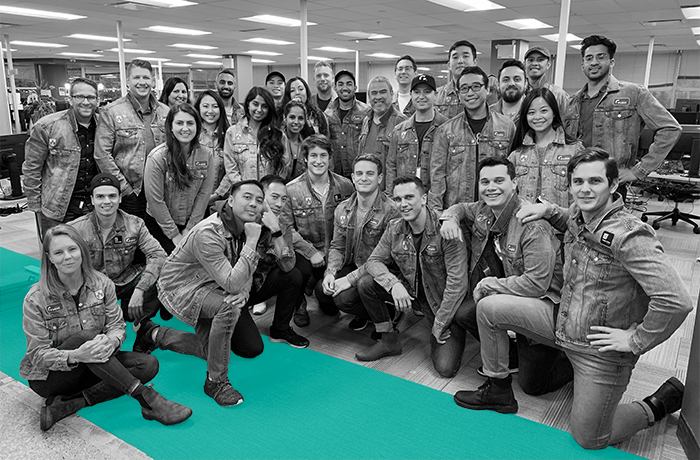 Traction Guest's 2019 year in review: employee edition Photo