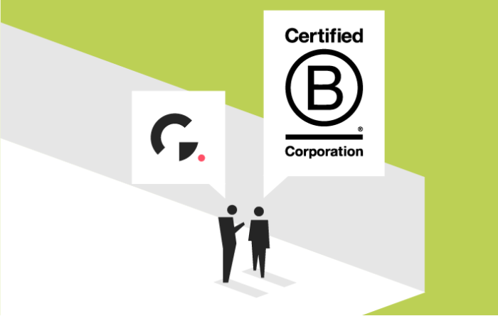 "Celebrating Our ""B Day"" – We're Now a Certified B Corporation Thumbnail"
