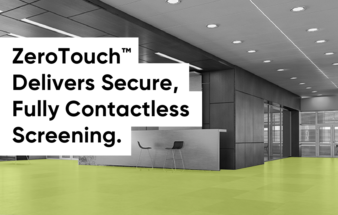 Introducing ZeroTouch™ for Touchless Sign-in / Sign-out and Secure Registration for Employees and Visitors Photo