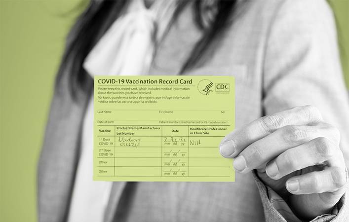 Back to the workplace: Will you need to fill out vaccination attestation forms? Photo