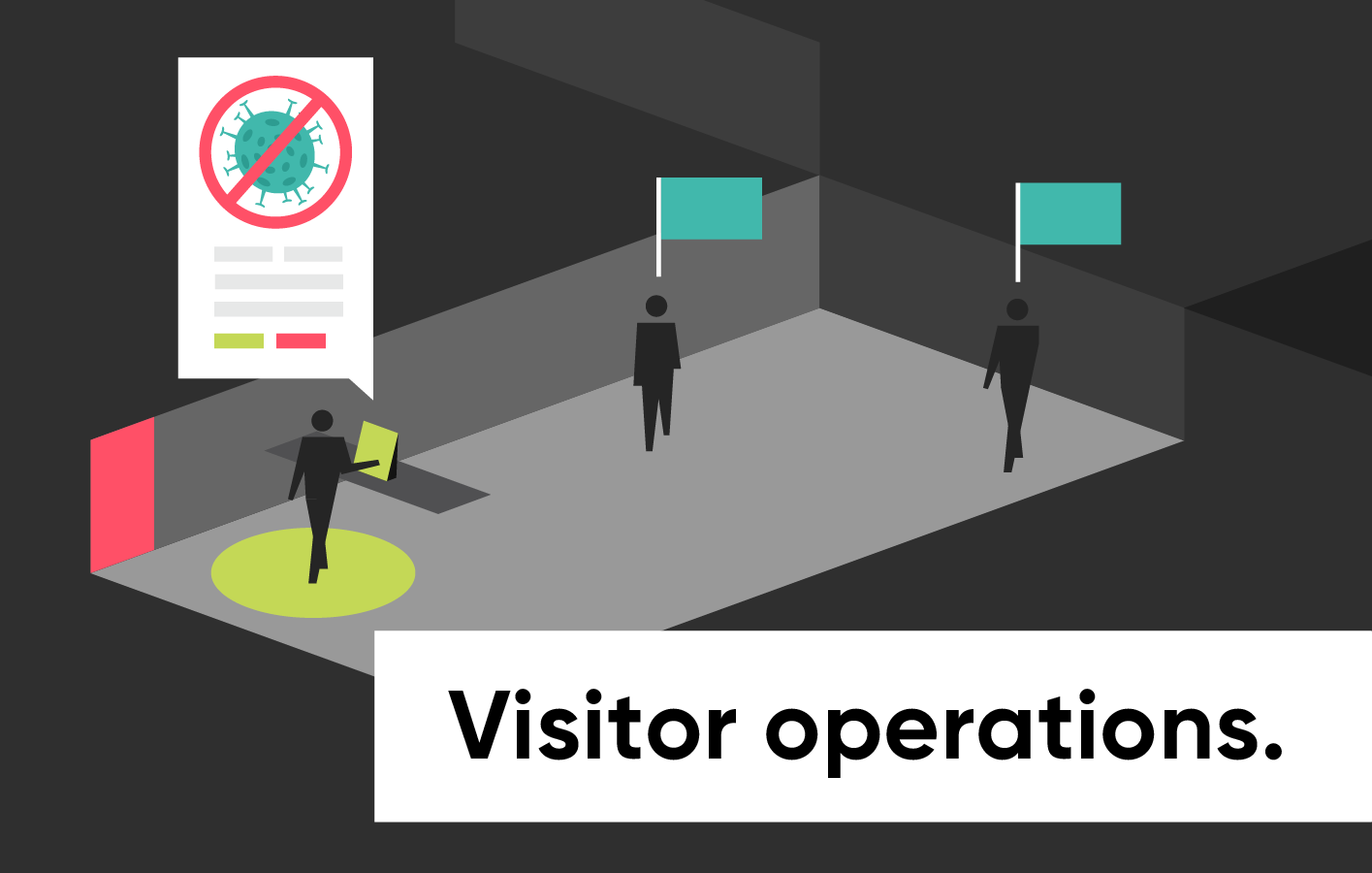 5 practical ways to manage your visitor operations during the COVID-19 outbreak Photo