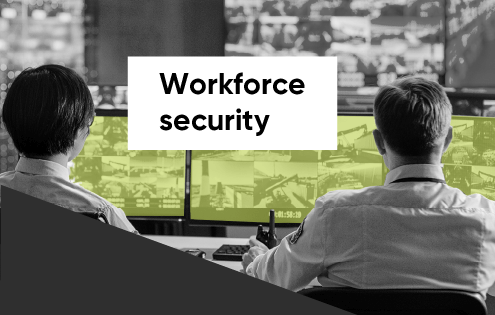 Re-imagining workforce security in a post-pandemic world Thumbnail