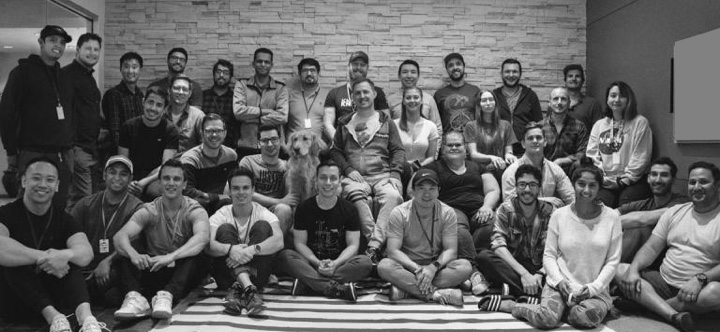 Traction Team Photo