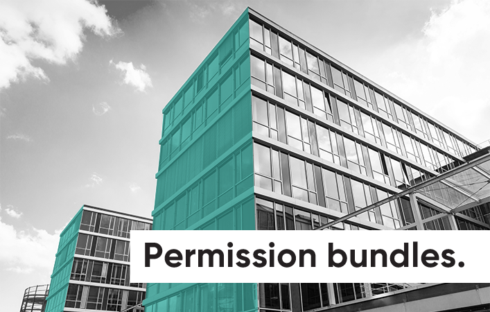 How permission bundles support a smooth enterprise visitor management rollout