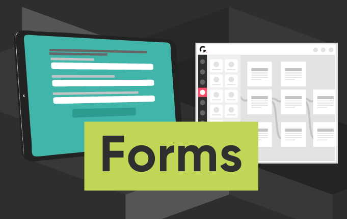 Utilizing the form page. Thumbnail