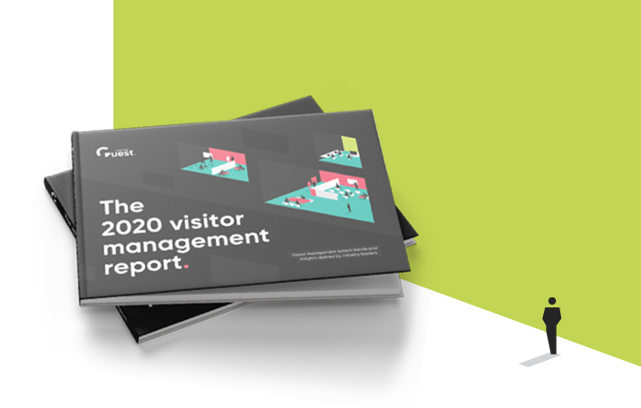 Traction Guest's 2020 Visitor Management Report reveals surprising new trends Photo