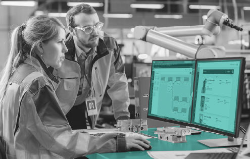 The leading workforce security platform for manufacturing organizations Thumbnail